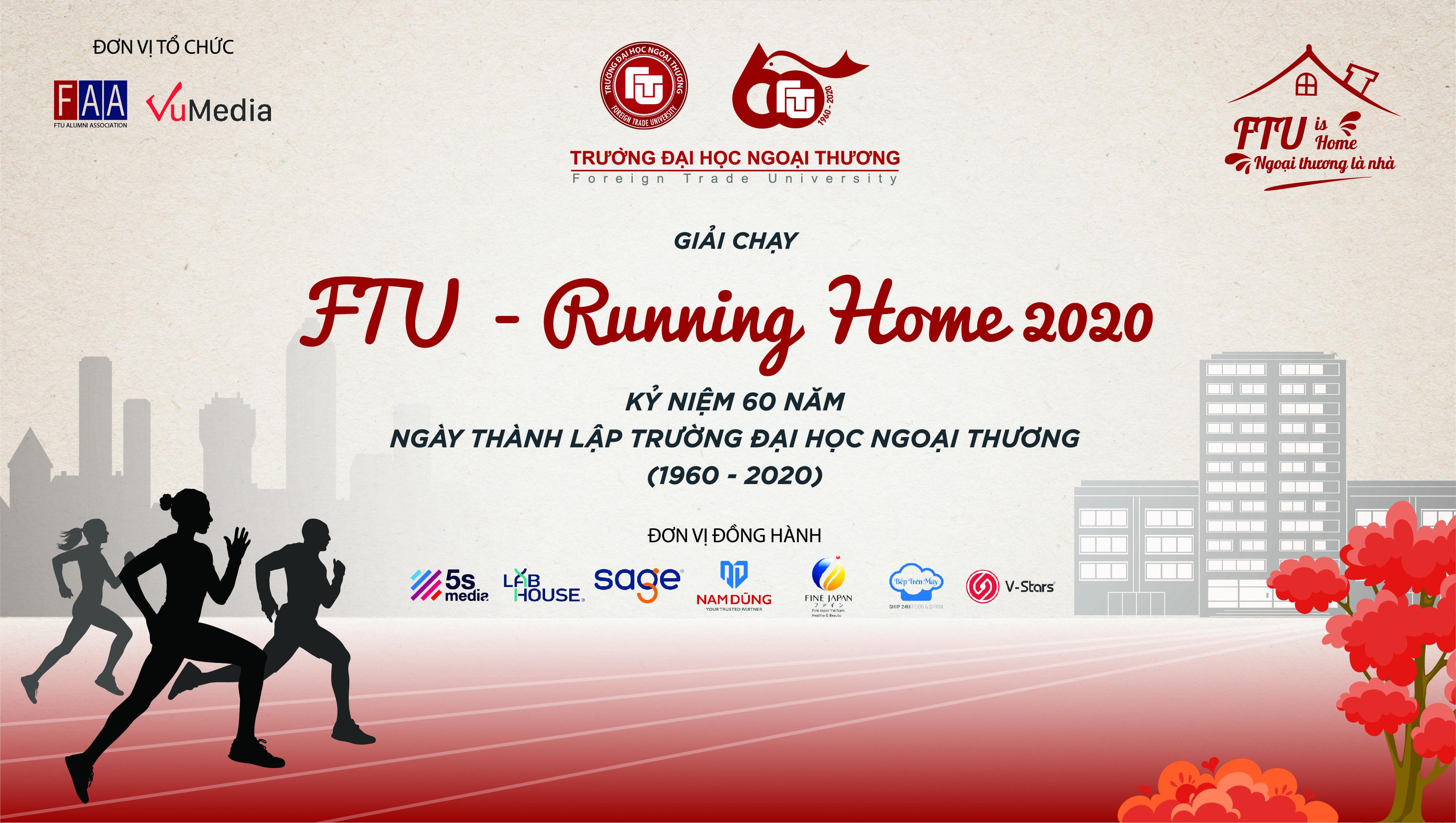 FTU-Running home 2020