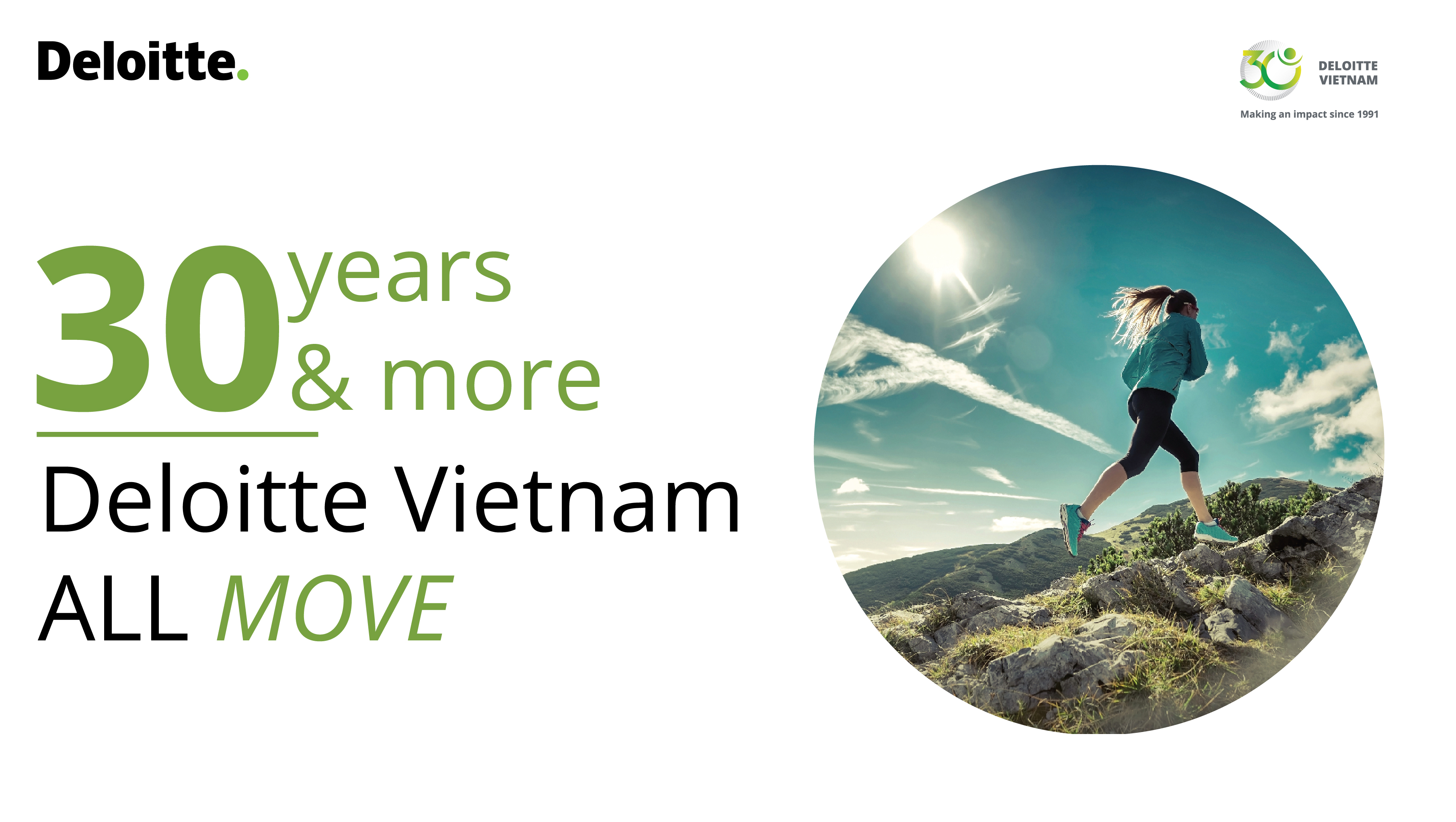 DELOITTE VIỆT NAM 30 years and more