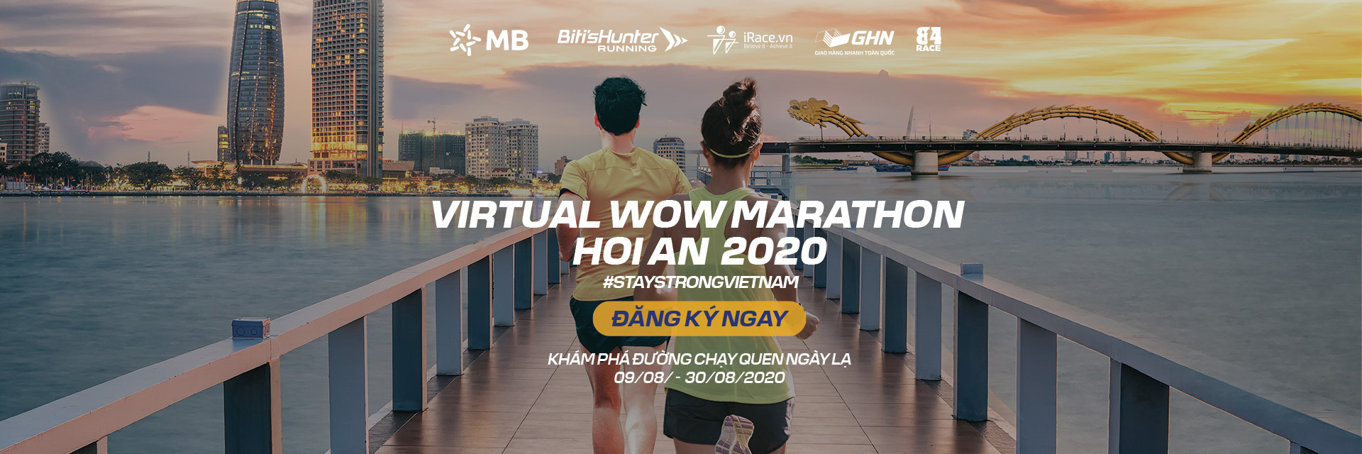 Virtual WOW Marathon Hội An 2020