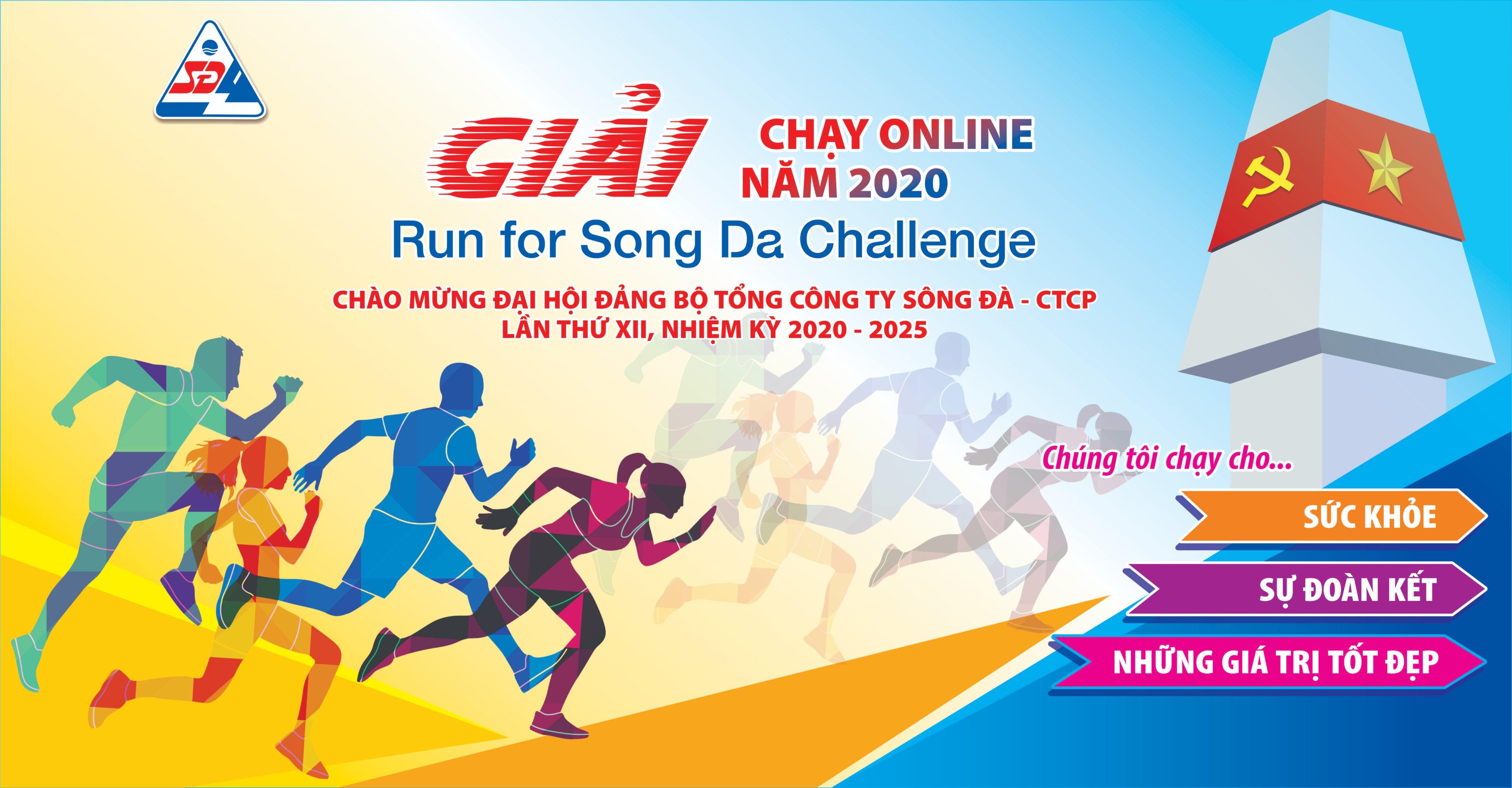 Run for Song Da Challenge