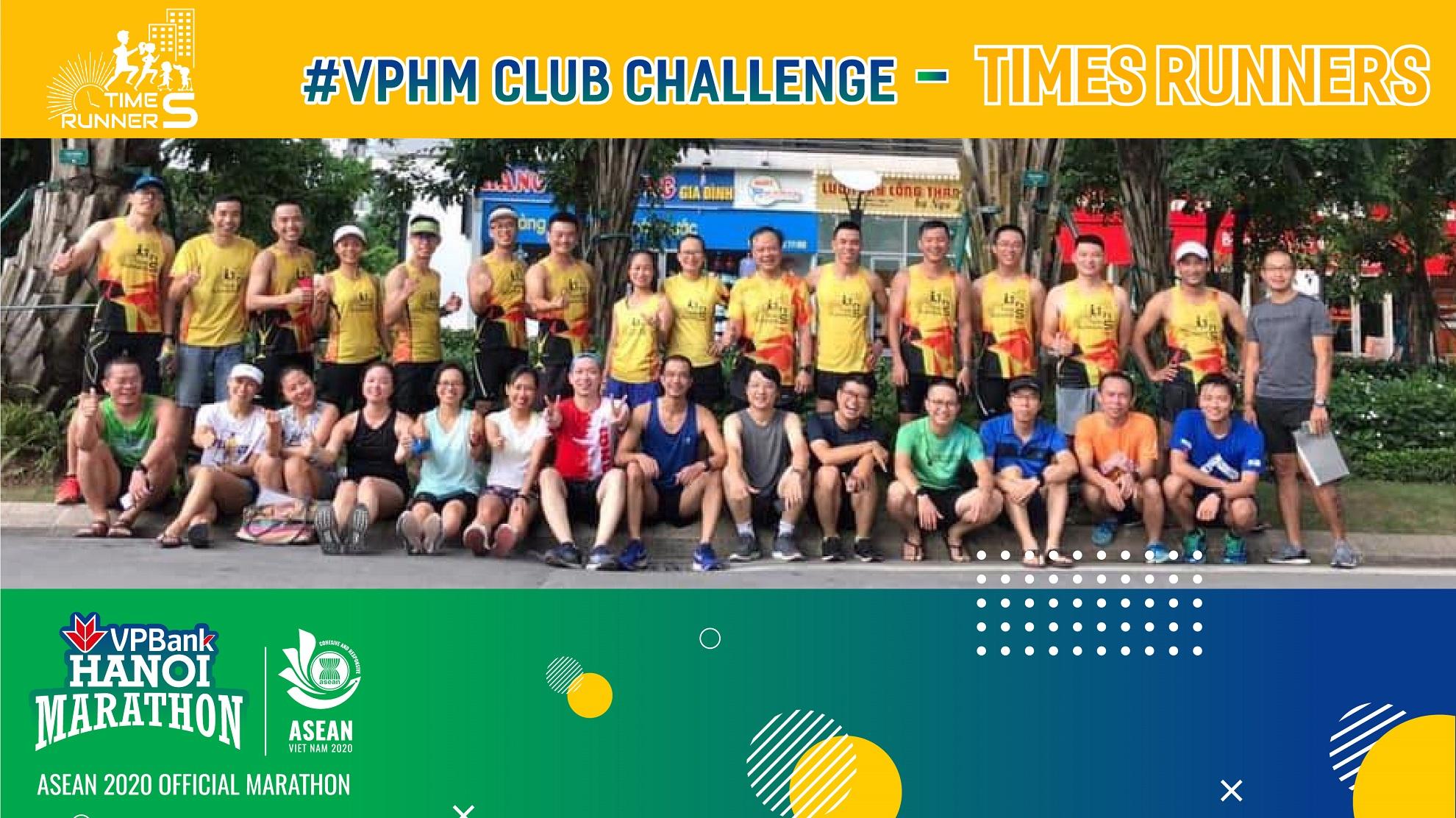 VPHM Club Challenge - TimesRunners Club