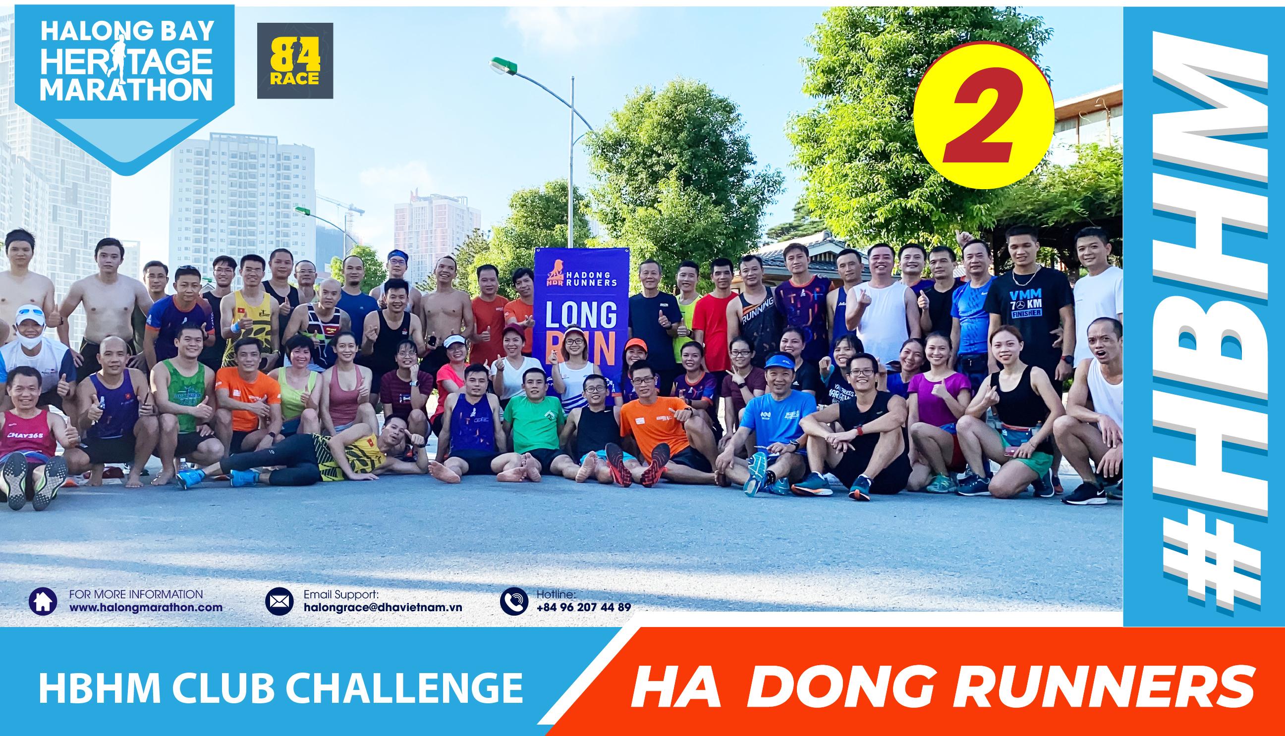HBHM Challenge 2020 - HADONG RUNNERS 2