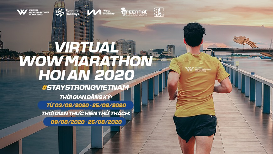 VIRTUAL WOW MARATHON HOI AN