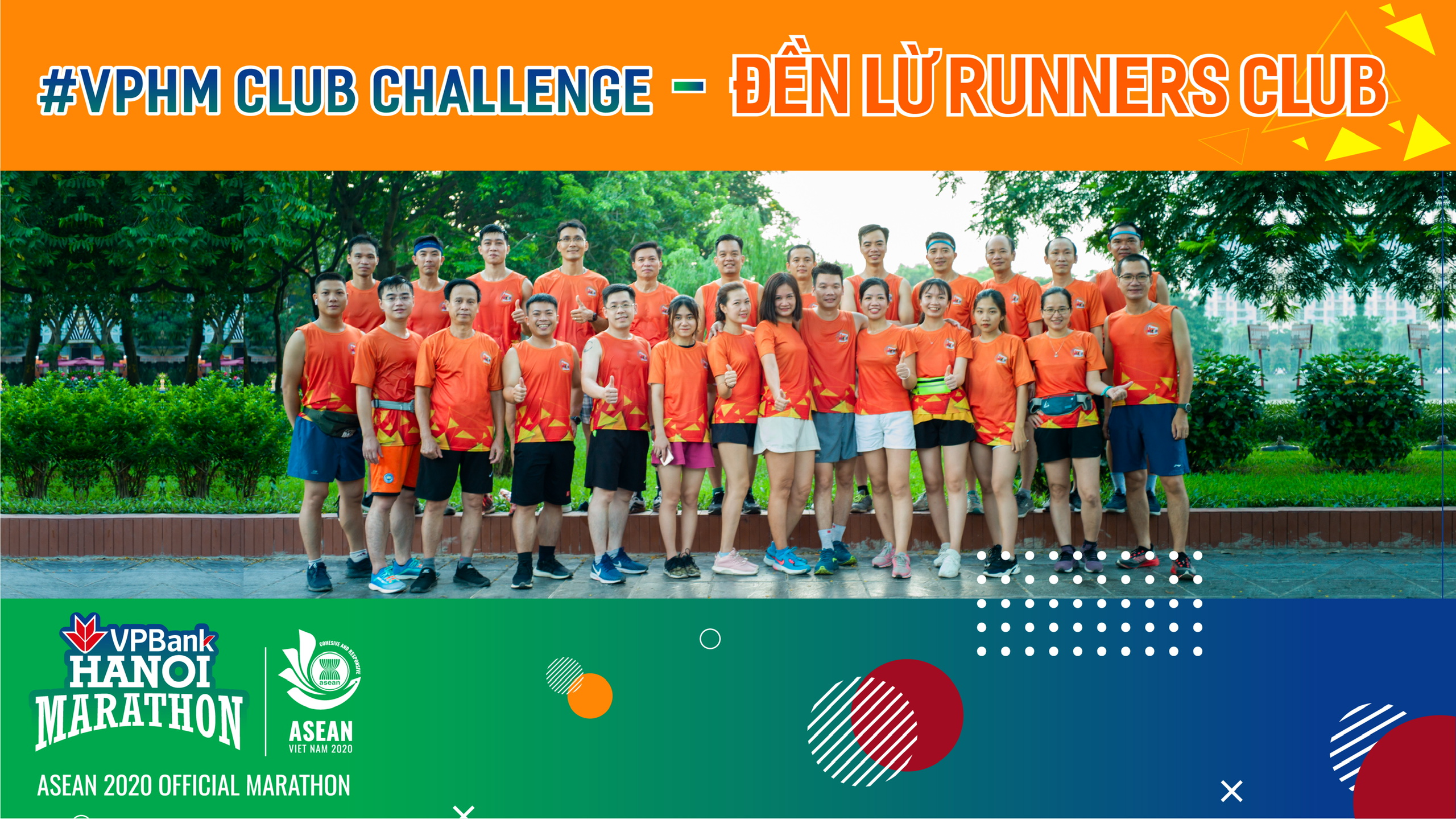 VPHM Club Challenge DenLu Runners