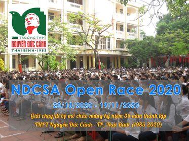 NDCSA Open Race 2020