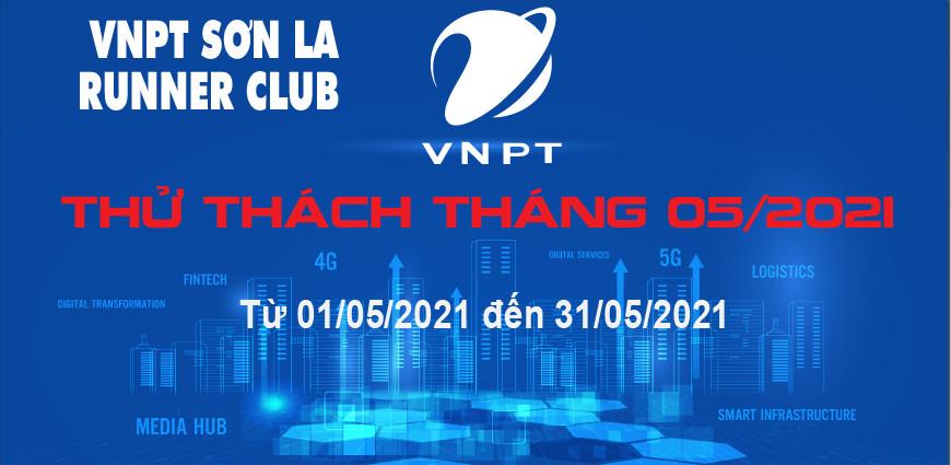 VNPT Sơn La Runner thử thách tháng 5