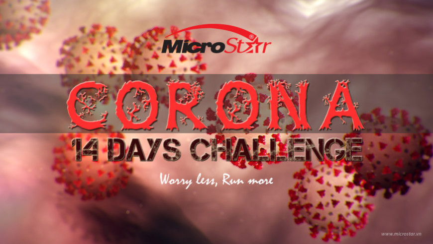 Corona 14 Days Challenge