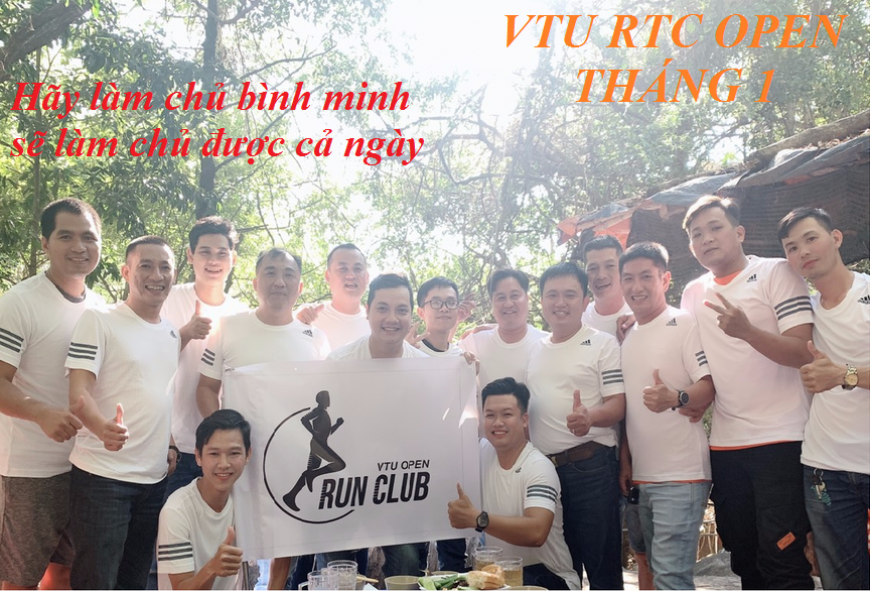 VTU RTC Open - Tháng 1