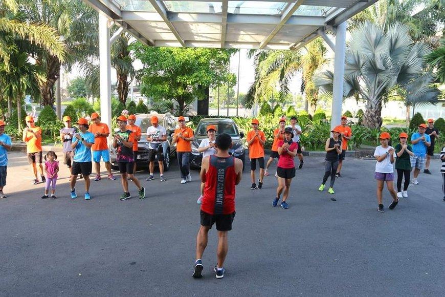 FPT Runner HCM against Corana virus
