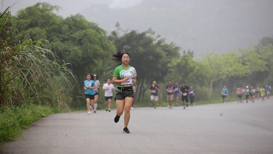 VCB Runners 2021 CHALLENGE - Tháng 5