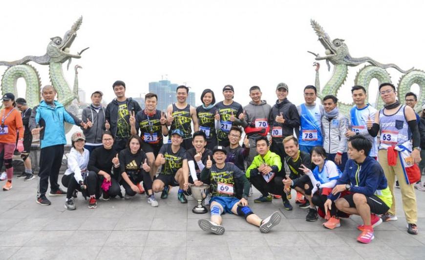 The Running Man Yên Sở Park Challenge
