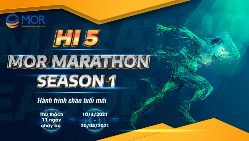 HI 5 - MOR MARATHON SEASON 1