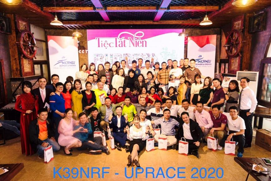 K39NEU RUNNERS and FRIENDS - UPRACE 2020