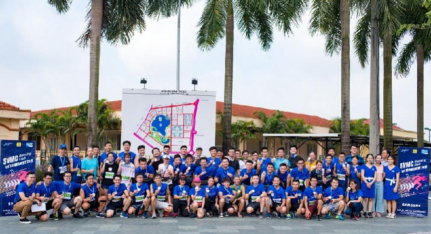 Make SVMC Running Club great