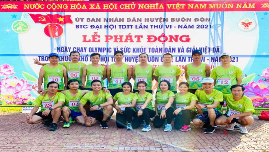 Turtle Runners Challenge tháng 4