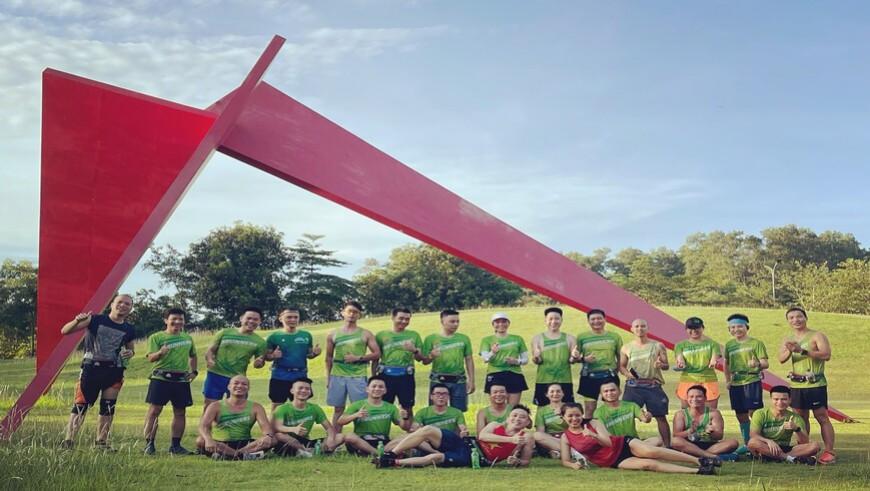 88 Runners - Bình thường mới hậu COVID-19
