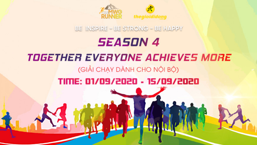 MWG Racing Season 4 Together Everyone Achieves More