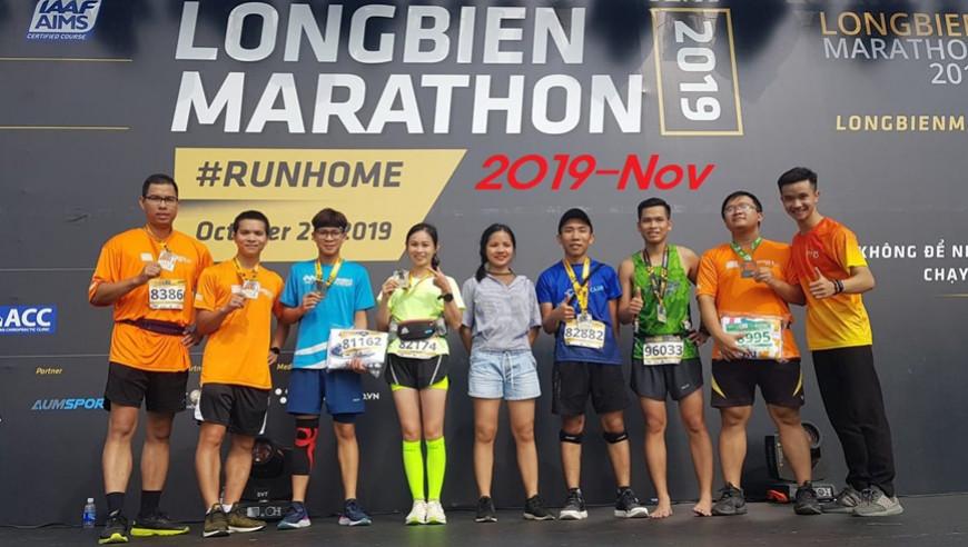 SVMC Running Club 2019-Nov Challenge