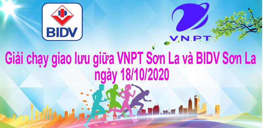 Thử thách giao lưu VNPT Sơn La - BIDV Sơn La