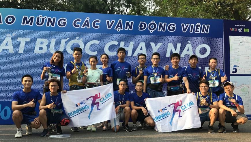 SVMC Running Club 2019-Dec Challenge