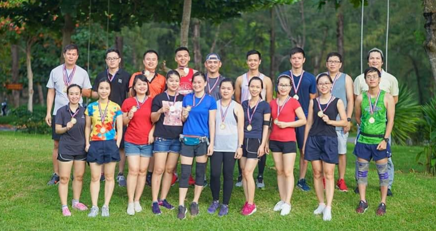 NetNam Perseverance Race - 21 Day Challenge Nov 2019