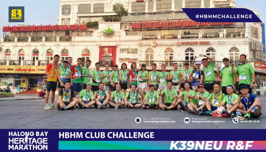 HBHM CLUB CHALLENGE – K39NEU RUNNERS AND FRIENDS - 2
