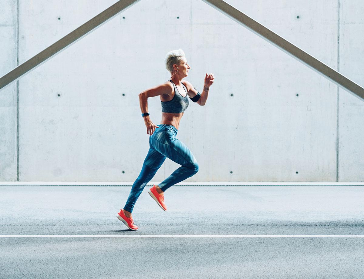 Để chạy cần sức, để khoẻ cần công thức!