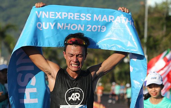 Cùng 84RACE tổng hợp kết quả VNExpress Marathon 2019