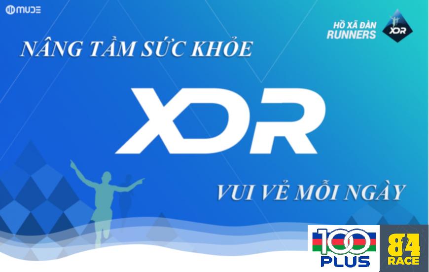 XDR - Nâng tầm sức khỏe - vui vẻ mỗi ngày
