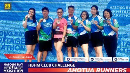 HBHM Challenge 2020 -  Ahotua Runner