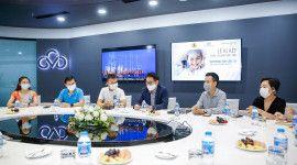 Inspiring Run CMC 28 - Giải chạy online gây quỹ Phẫu thuật nụ cười