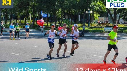 Chạy bộ 12 ngày Liên tục