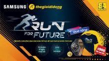RUN FOR FUTURE - TRIỆU BƯỚC CHÂN ĐỒNG HÀNH CÙNG ĐOÀN THỂ THAO VIỆT NAM THAM DỰ OLYMPIC TOKYO 2021