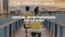Virtual WOW Marathon Hội An 2020