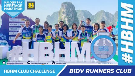 HBHM CLUB CHALLENGE – BIDV RUNNERS CLUB