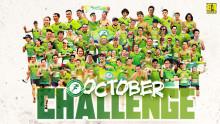 Cau Giay Park Runners - October Challenge