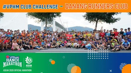 VPHM Club Challenge- DaNang Runners