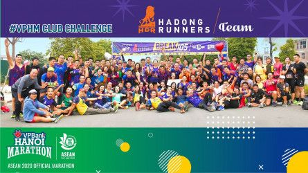 VPHM Club Challenge - HADONG RUNNERS