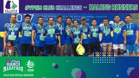 VPHM Club Challenge - Hạ Long Runners Club