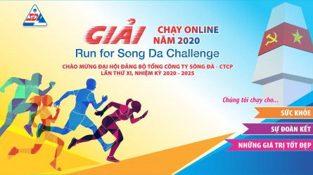 Run for Song Da Challenge