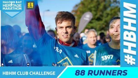 HBHM CHALLENGE 2020 - 88 RUNNERS