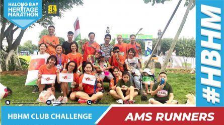 HBHM Challenge 2020 - Ams Runner
