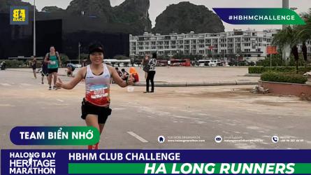 HBHM CLUB CHALLENGE – HRC TEAM BIỂN NHỚ