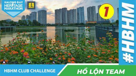 HBHM CHALLENGE 2020 - HỒ LỘN TEAM