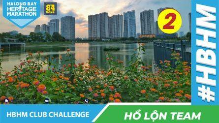 HBHM CHALLENGE 2020 - HỒ LỘN TEAM 2