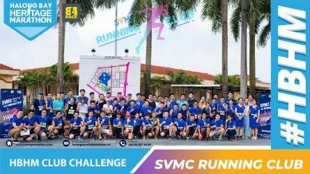 HBHM Challenge 2020 - SVMC Running Club