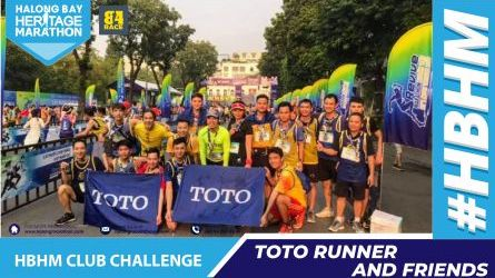 HBHM Challenge - TOTO Runners And Friends