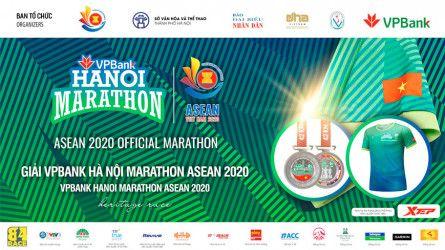 VPBank Hanoi Marathon ASEAN 2020