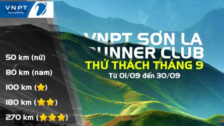 Thử thách tháng 9 VNPT Sơn La