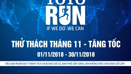 IF WE DO, WE CAN - THÁNG 11